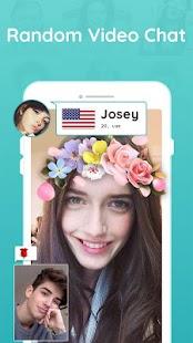 FaceGogo:komik rastgele görüntülü sohbet Screenshot