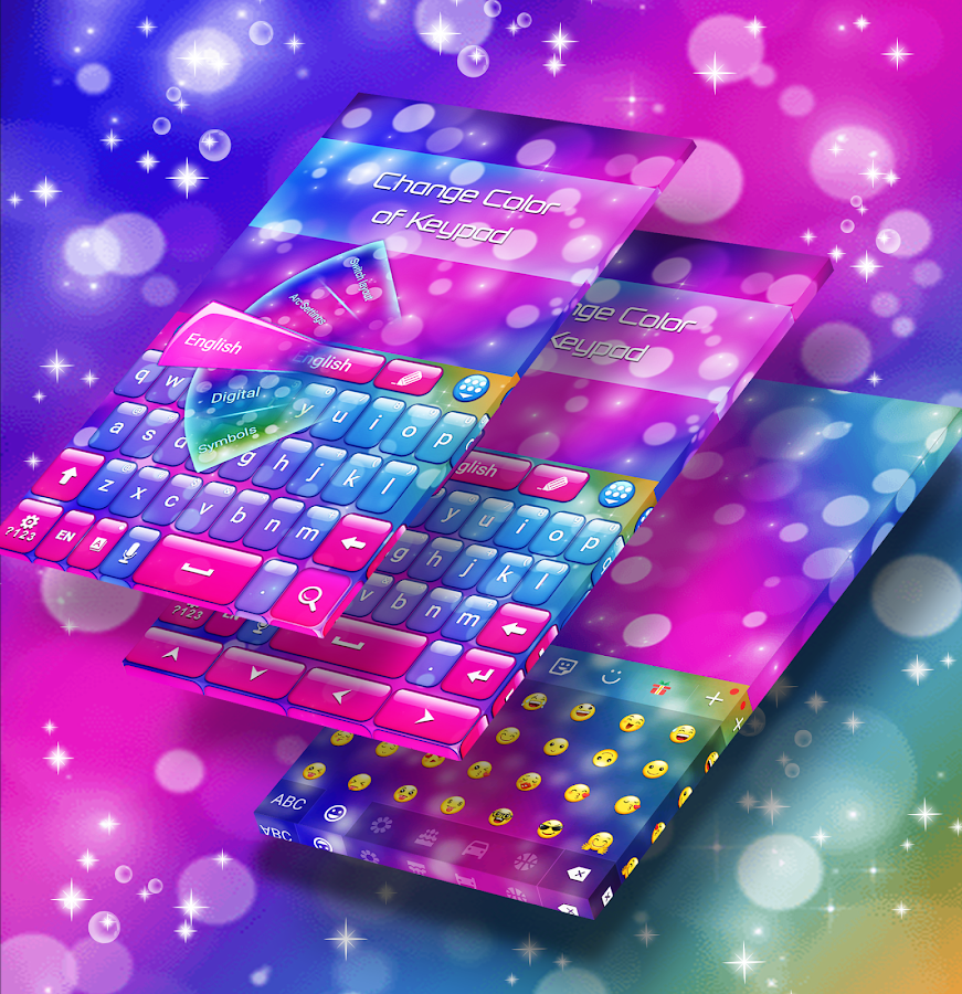 change color of keypad screenshot - How To Change Samsung Keyboard Color