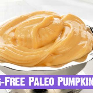 Paleo Pumpkin Pudding.