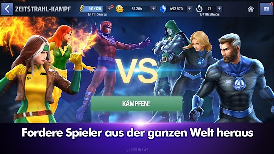 Marvel Future Fight Mod Apk v5 2 0 (Unlimited Gold/Money) Android