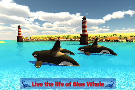 Blue Whale Attack Simulator 2017 - náhled