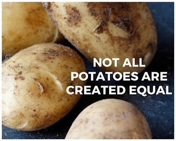 Not All Potatoes Are Created Equal Recipe