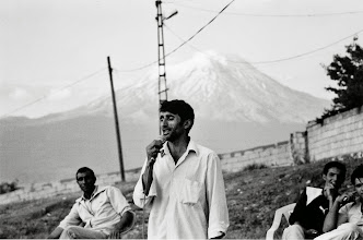 Photo: Singer, from Ararat series, 2007