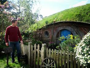 Photo: Visiting Hobbiton