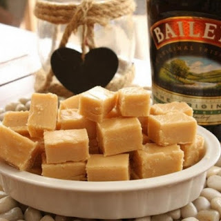 Wendy's Baileys Irish Cream Fudge