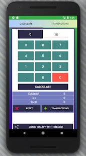 SwiftTAX : Advance Tax Calculator - náhled