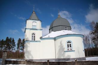 Photo: Wierszalin (Czyli Grzybowszczyzna) przeczytaj niesamowitą historię cerkwi!  http://www.ciekawepodlasie.pl/info.htm#386/pl/i/cerkiew_p.w._sw._jana_chrzciciela_-_swiatynia_proroka_ilji