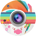 Candy 360 Selfie Camera icon
