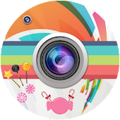 Candy 360 Selfie Camera
