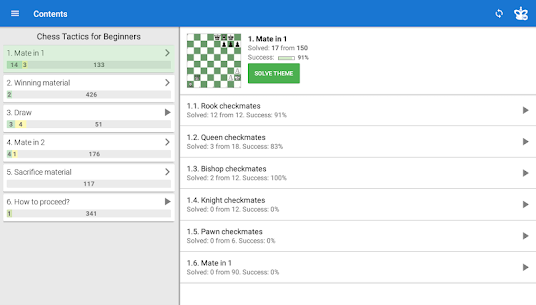 Chess Tactics for Beginners App Download For Android 7