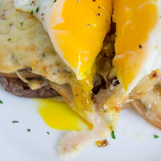 Not-So-Traditional Croque Madame