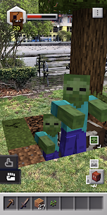 Minecraft Earth Mod Apk Download For Android and Iphone 4