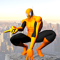 Rope Spider Ninja Hero: Las Vegas Crime City Fight icon