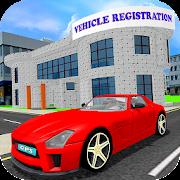 Car Registration, Verification & Driving Simulator