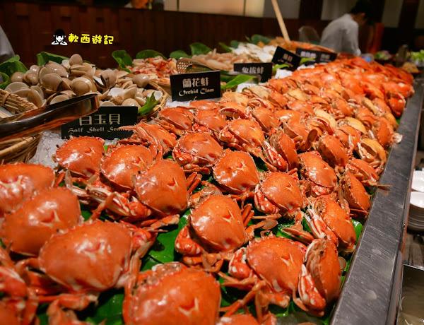 泰市場●泰式料理吃到飽 來泰市場大啖螃蟹吃到飽! 泰式海鮮自助餐 泰市場價位 市政府站餐廳/市政府站美食