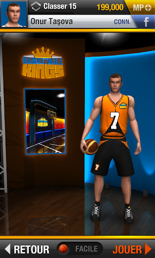 Code Triche Basketball Kings: Multiplayer APK MOD screenshots 3