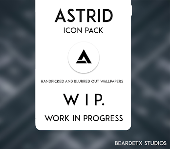 Astrid Icon Pack v11.0.0 [Patched] APK [Latest] 3