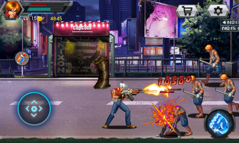 Boxing Champion 5-Street Fight- screenshot