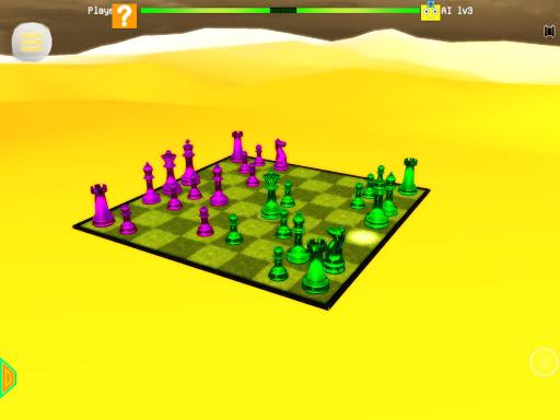 World Of Chess 3D Free : Real Battle Chess Online 6.0.2 Screenshots 16