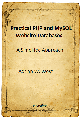 Practical PHP and MySQL Website Databases - PDF Books