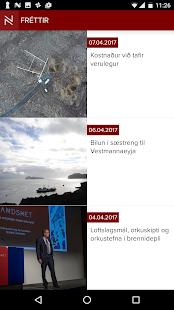 Landsnet - náhled
