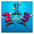 Numbers for kids logo