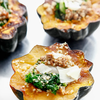 Stuffed Onion Squash Recipes