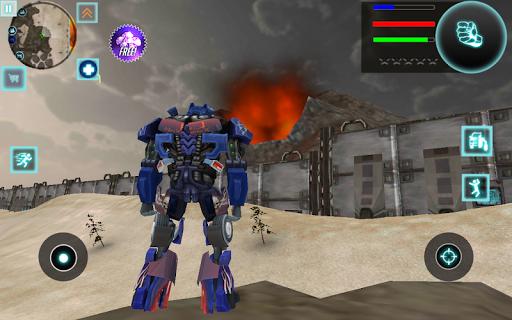 لقطات من Iron Bot 8