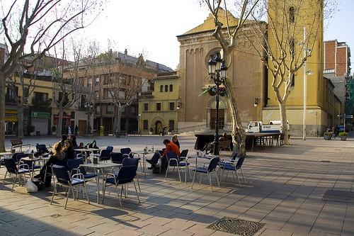 Photo Plaça de la Concordia