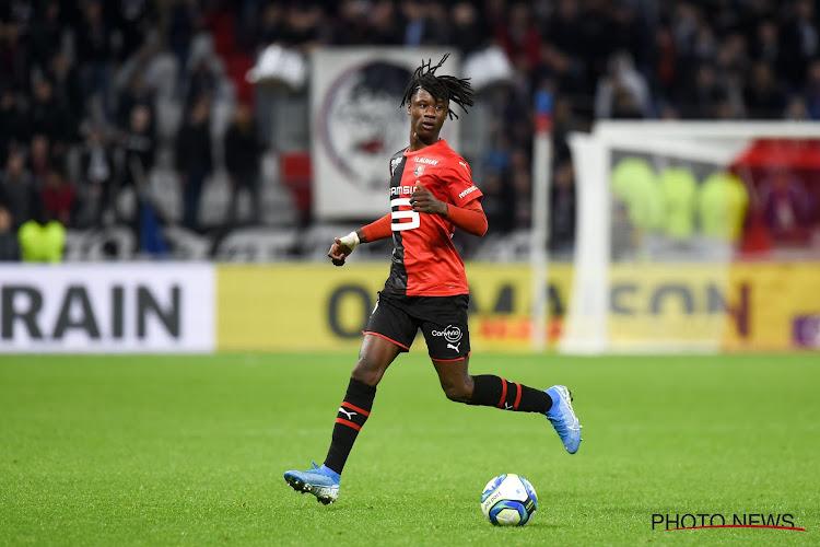 Rennes espère conserver Camavinga mais....