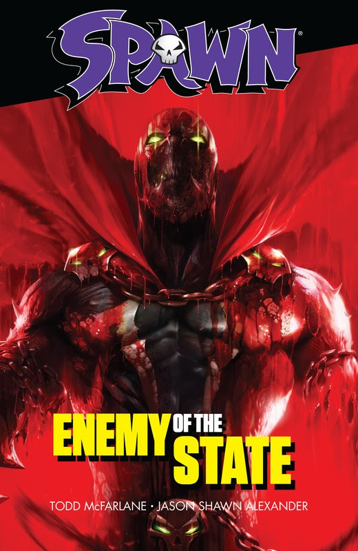 Spawn: Enemy of the State (2019)