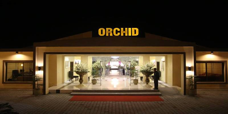 Orchid Marquee
