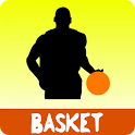 Basketball Dribbling icon