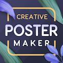 Poster Maker, Flyer Maker, Poster & Flyer Template icon