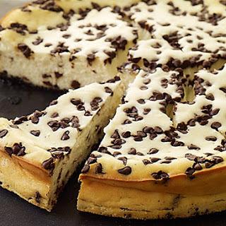 Chocolate Chip Cheesecake I
