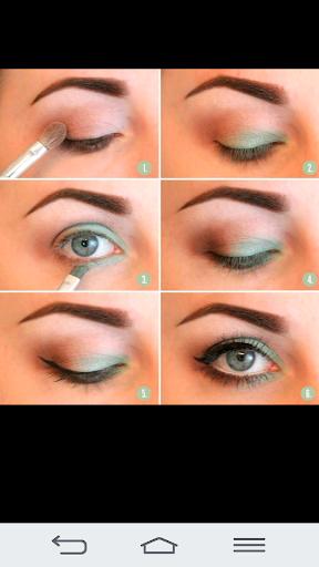 Eyes make up 2018 screenshot