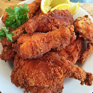Perfect Fried Chicken.