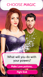 Mermaid Princess Love Story Dress Up Game 4