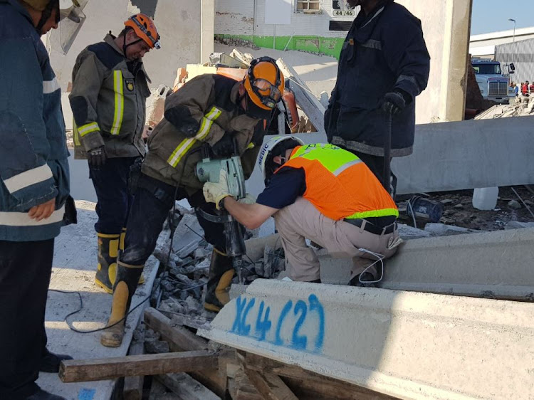 Labour Department To Probe Fatal Building Collapse