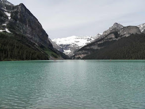Photo: der Lake Louise