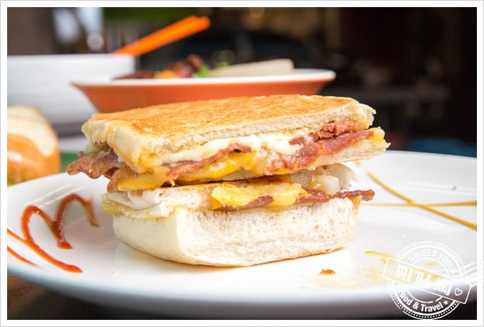 黎胖子起司古巴三明治