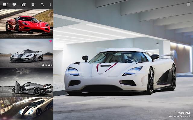 Koenigsegg Agera R Hd Wallpapers New Tab