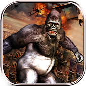 Gorilla Escape : Survival 3D ™