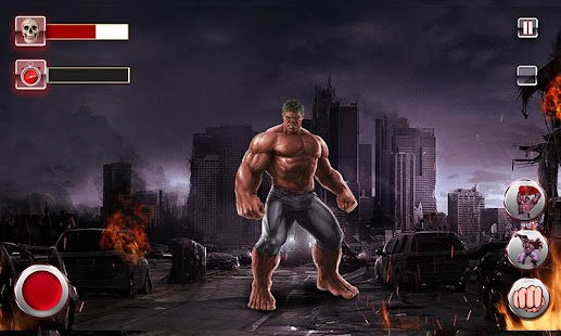 Grand Superhero NY City Fighter 2: Robot Adventure - náhled
