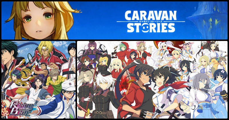 [AppGame NewRelease] แอพเกมฝั่งญี่ปุ่นออกใหม่ต้นเดือนธันวาคม!