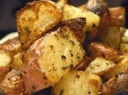 Roasted Yukon Gold And Sweet Potatoes Recipe