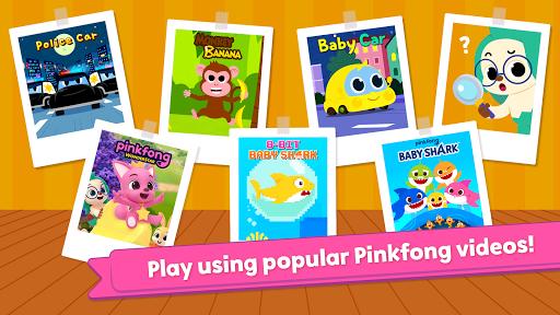 Pinkfong Spot the difference : Finding Baby Shark 2.5 screenshots 2