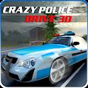 Crazy Police drive icon