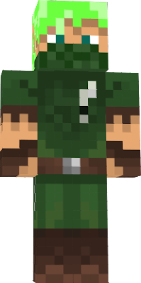 can remove the arrows and hat from the skin!