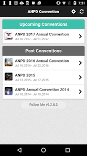 ANPD Convention- screenshot thumbnail